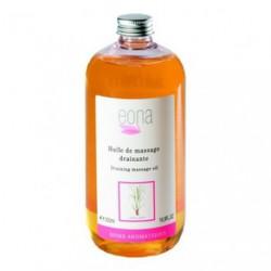 Huile de massage Drainante BIO Eona 500 ml