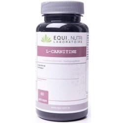 L Carnitine Magnesium 90 gélules végétales Equi Nutri