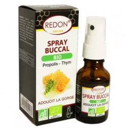 Spray buccal apaisant à la Propolis 23ml Redon