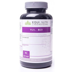 PABA Vitamine B10 90 gélules vegetales Equi Nutri