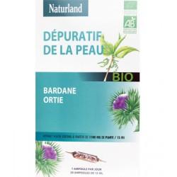 Bardane et Ortie Bio 20 AMPOULES Naturland