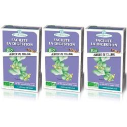Trio-Pack Aubier de Tilleul Bio ampoules