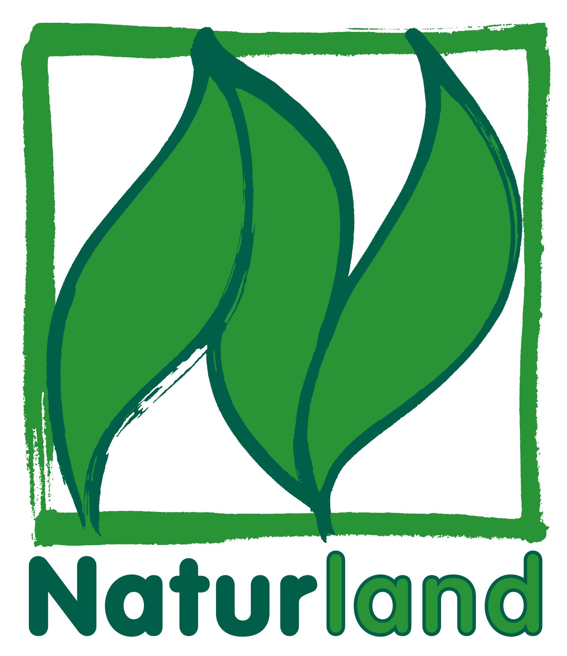 Naturland Logo agriculture biologique