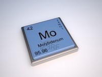 molybdene oligo-element-catalyons