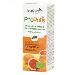 Concentré Propolis Pépins de Pamplemousse sans alcool 50 ml Ladrôme