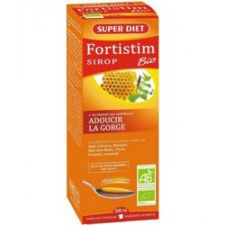 Sirop Fortistim Plantain 200ml Super Diet