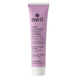 Contour des Yeux Beurre de Karité 40 ml Avril Beauté - crème visage bio