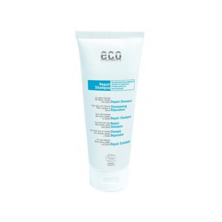 Shampooing réparateur Huile de Jojoba Ginkgo et Myrte 200ml Eco Cosmetics
