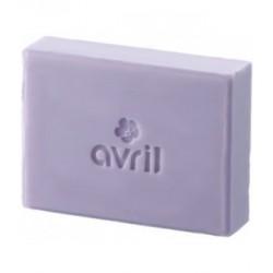 Savon de Provence à la Lavande 100gr Avril Beauté Argan et Coco peaux sensibles Bio sante senior