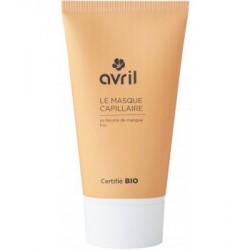 Masque capillaire au Beurre de Mangue 150 ml Avril Beauté - soin capillaire bio