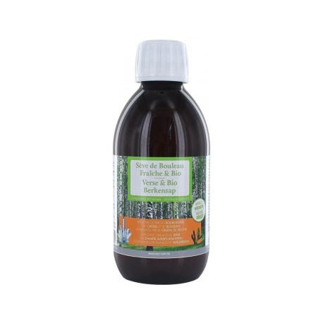 Sève fraîche de Bouleau Flacon 250 ml Equi Nutri