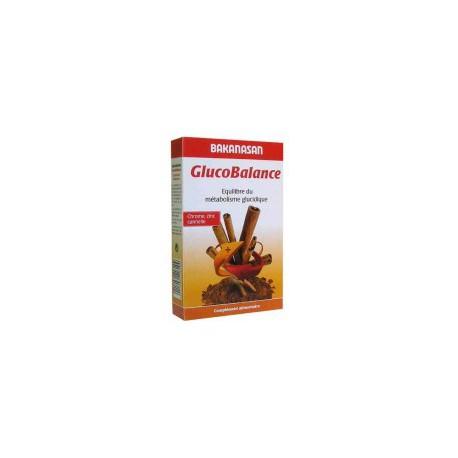GlucoBalance 30 comprimés Bakanasan