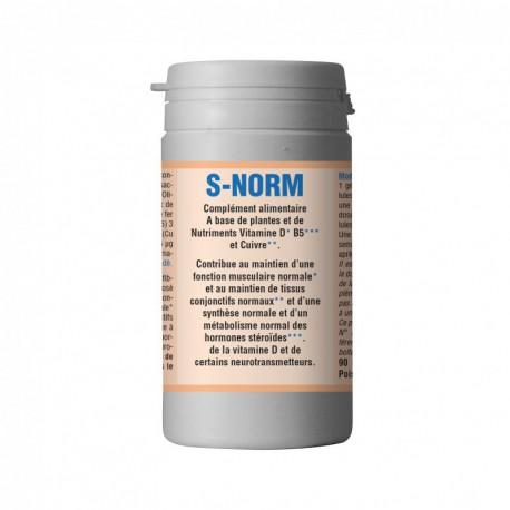 S Norm 90 gélules Hanbiotech