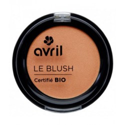 Blush pêche rosé 2.5 gr Avril Beauté - maquillage bio