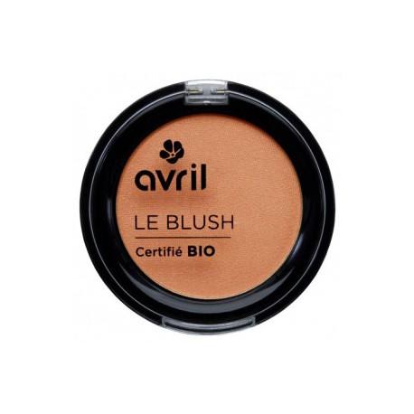 Blush pêche rosé 2.5 gr Avril Beauté - maquillage bio