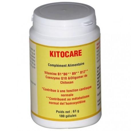 Kitocare Q10 - 180 gélules Han Biotech