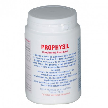 PROPHYSIL 180 gélules Han biotech
