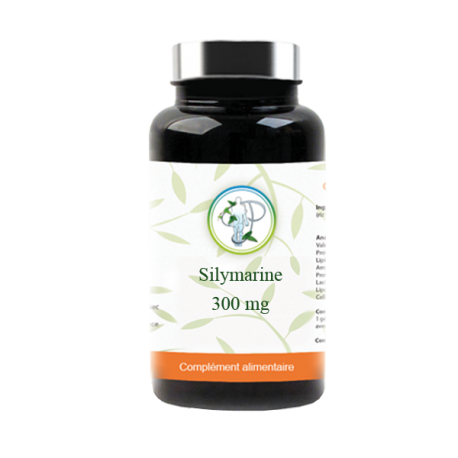 Silymarine 300 mg 90 gélules Planticinal