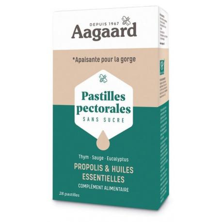 Pastilles Pector Apais' 30 pastilles Aagaard