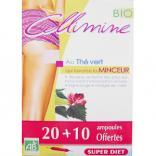 Cellimine Bio thé vert 20 + 10 ampoules gratuites Super Diet