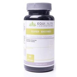 Super Enzymes + 60 gélules végétales Equi Nutri