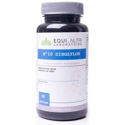 Disglylor Complexe N°10 60 gélules végétales Equi Nutri