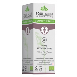 Cartibel Bio Flacon compte gouttes 30ml Equi Nutri