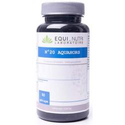 Aquahors Complexe N° 20   60 gélules végétales Equi Nutri