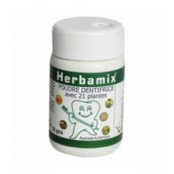 Dentifrice en poudre 50gr Herbamix Kerala Nature