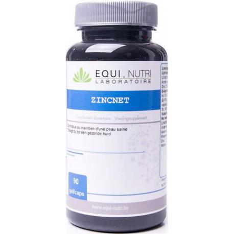 Zincnet 90 gélules végétales Equi Nutri