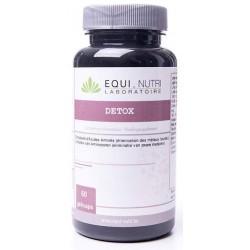 Detox  60 gélules Equi Nutri
