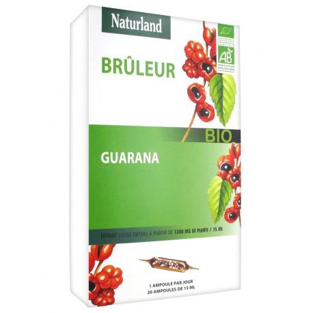 Guarana Bio ampoule Naturland