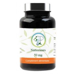 Nattozimes 1225 FU Gastro-resistant, nattokinase, planticinal cardiovasculaire biosantesenior.fr