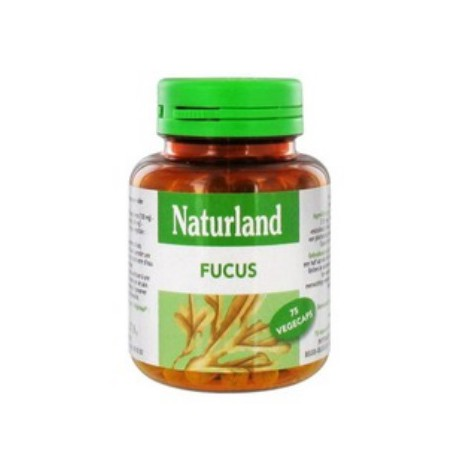 Fucus - 75 Végécaps - Naturland