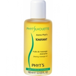 Aroma Phyts Tonifiant huile de massage 100ml Phyts