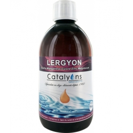LERGYON oligo-éléments 500 ml Catalyons