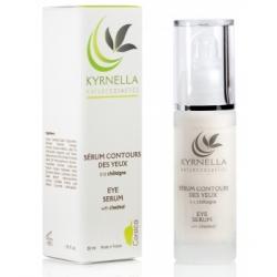Sérum contour des yeux à la châtaigne 30 ml - Kyrnella Nature Cosmetics