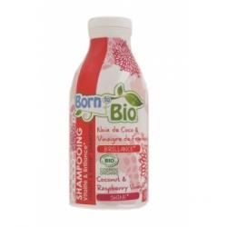 Shampoing vitalité et brillance 300ml Born to Bio