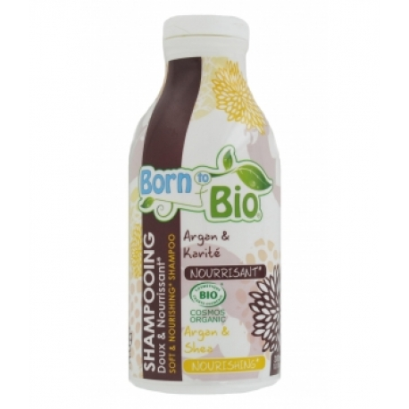 Shampooing doux et nourrissant 300 ml Born to Bio