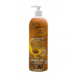 Gel douche Argan format familial 1 litre - Bio Seasons