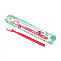 Brosse à dents écologique rechargeable Medium 1 pièce - Lamazuna