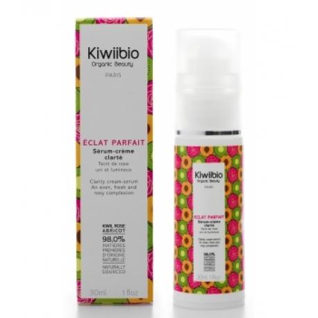 Eclat Parfait Sérum crème clarté 30ml Kiwii Bio