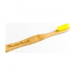 Brosse à dents adultes jaune 160 g Humble Brush