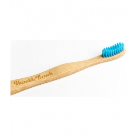 Brosse à dents enfants bleue 160 g Humble Brush