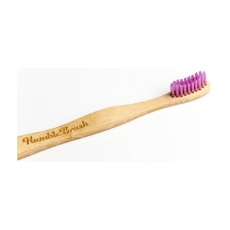 brosse dents enfants rose 160 g humble brush accessoire dhygi ne bucco dentaire. Black Bedroom Furniture Sets. Home Design Ideas
