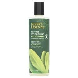 Shampooing régénérant arbre à thé 382 ml Desert Essence