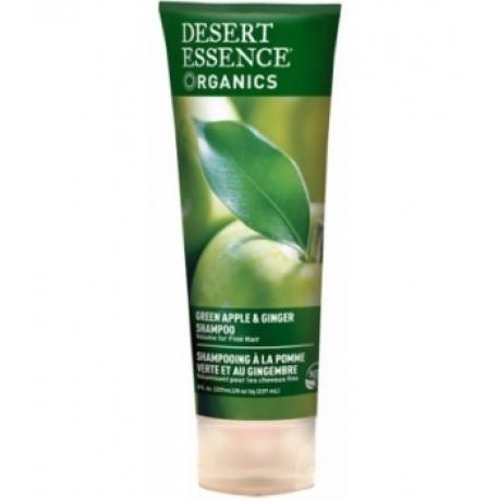 Shampooing pomme gingembre 237 ml Desert Essence