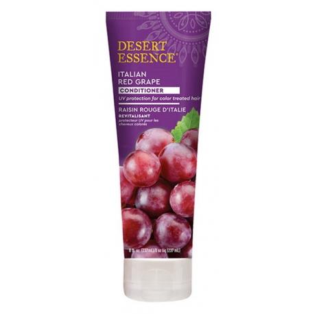 Après shampooing revitalisant au raisin rouge d'Italie 237 ml Desert Essence