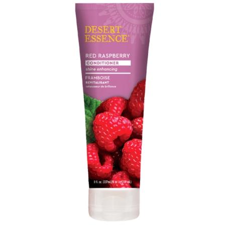 Après shampooing revitalisant à la framboise 237 ml Desert Essence
