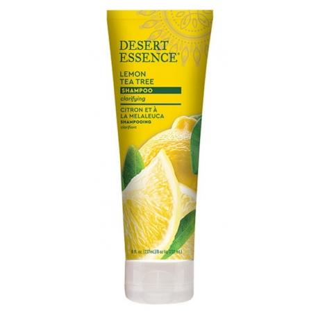 Shampooing citron 237 ml Desert Essence - bio sante senior shampoing bio